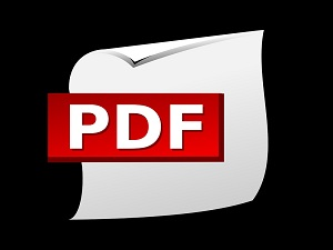 Data can be access from Secure PDF Files